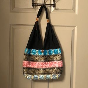 Gorgeous BoHo bag
